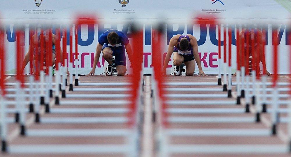 Ruské mistrovství v atletice