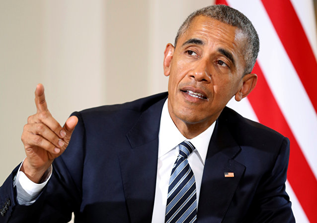 Americký prezident Barack Obama