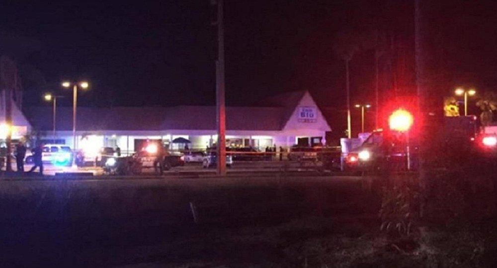 Přestřelka v nočním klubu na Floridě