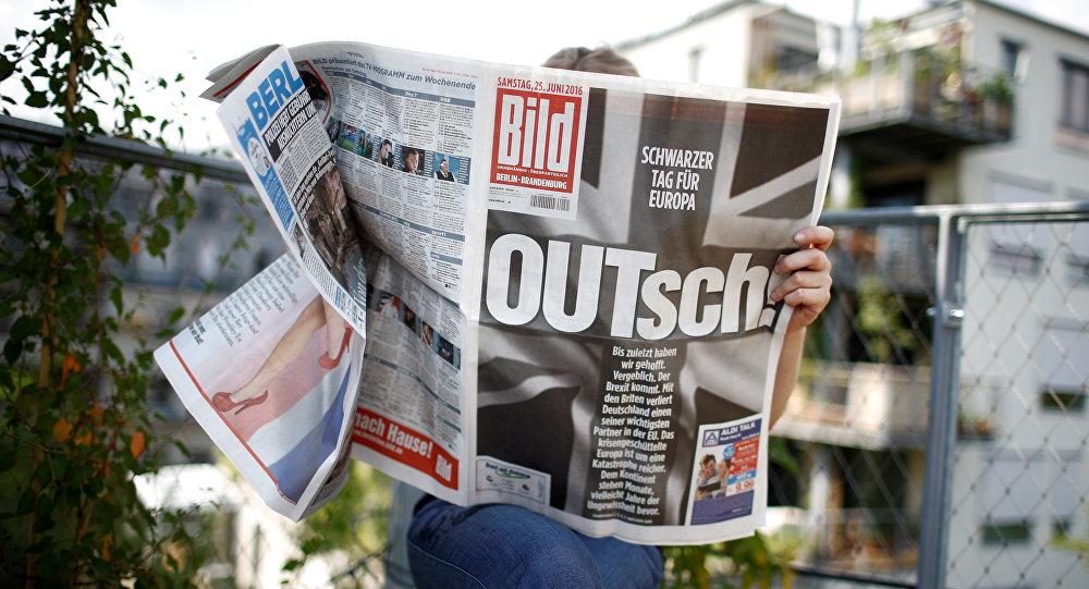 Německé noviny Bild