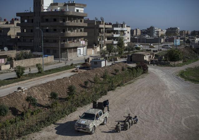 Kámišlí v Sýrii. Ilustrační foto