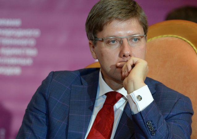 Rižský starosta Nil Ušakov