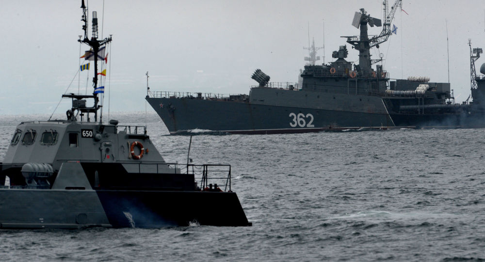 Lodě Tichomořské flotily