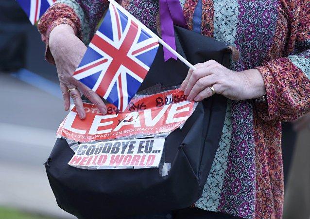 Stoupenec brexitu