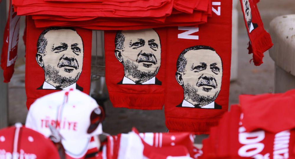 Šály s Erdoganem, Ankara