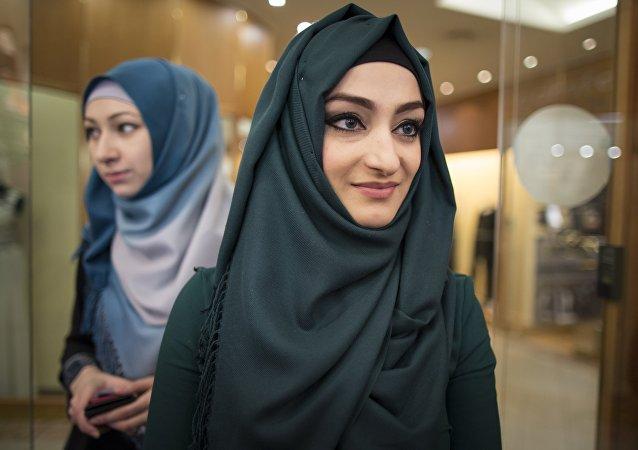 Ženy v hidžábu
