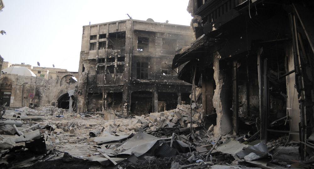 Situace v Aleppu (ilustrační foto)