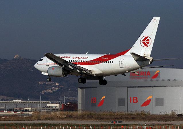 Air Algerie / Boeing 737-600