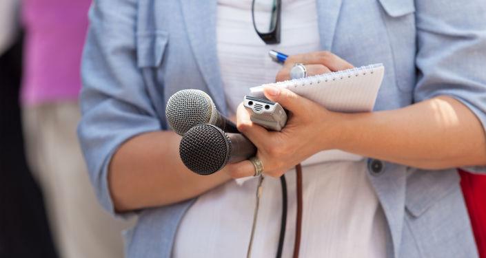 Novinářka