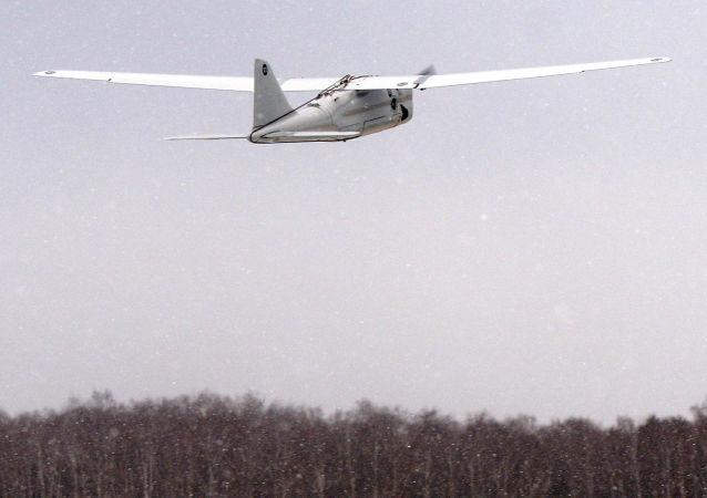 Bezpilotní létající stroj