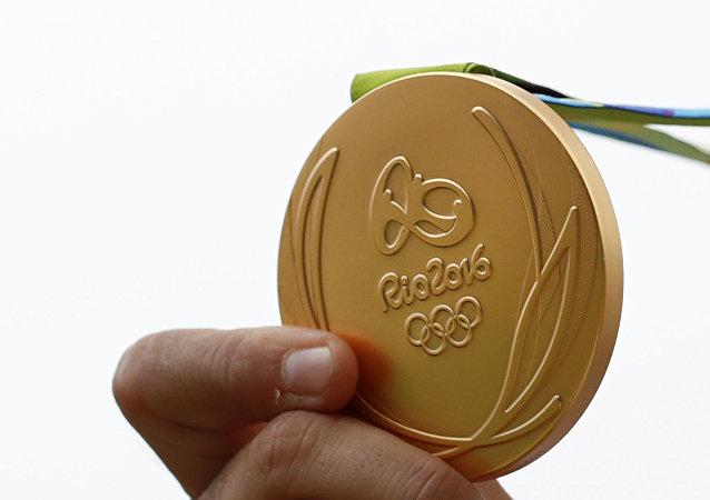 Zlatá medaile Letních olympijských her 2016 v Riu