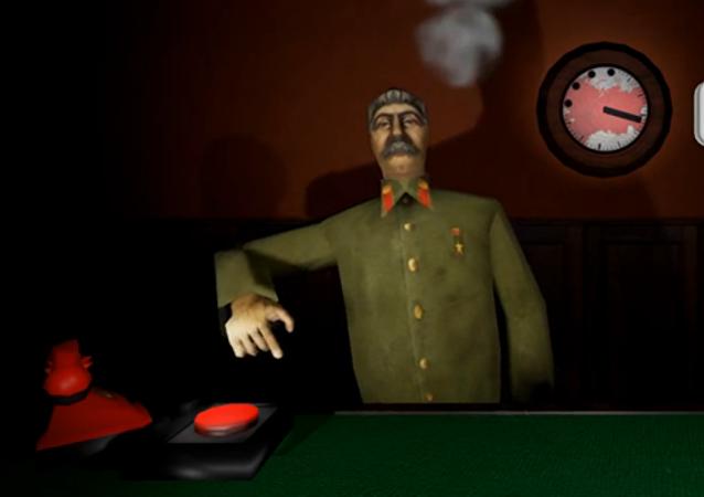 Na internetu se objevilo první video herního simulátoru Stalina