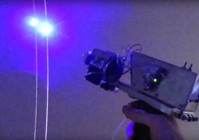 V Rusku byla vyrobena laserová pistole