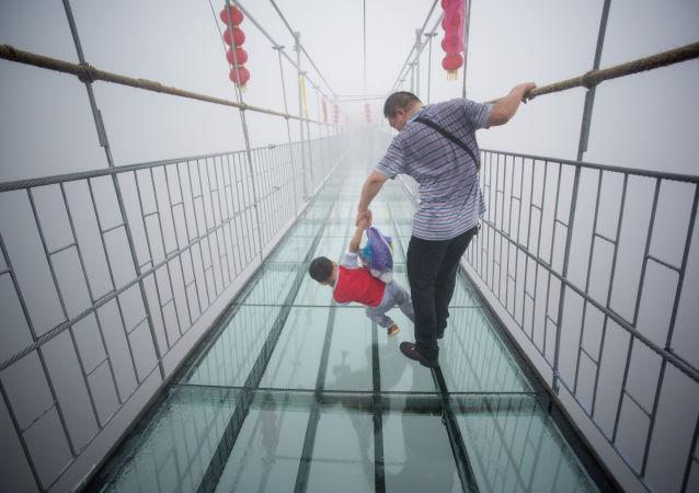 Most v Číně