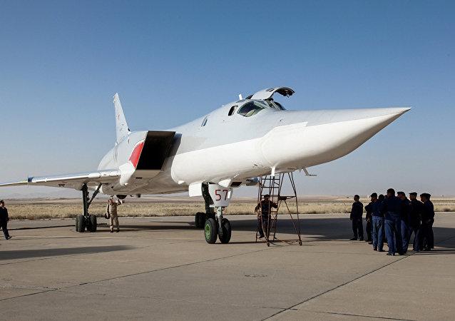 Ruský bombardér Tu-22M3