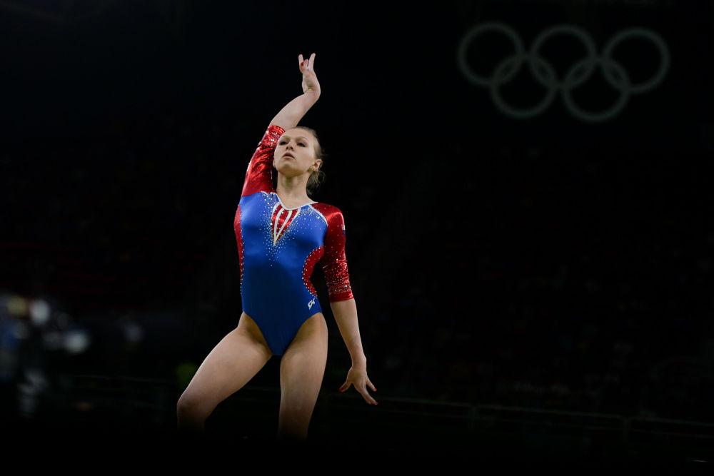 Půvab a grácie ruských sportovkyň na Olympiádě v Riu
