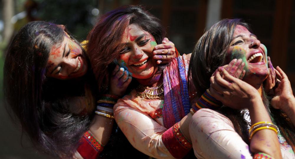 Dívky v Bangladéši