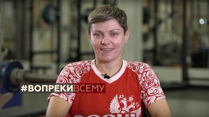 Jekatěrina Potapova, lehká atletika.