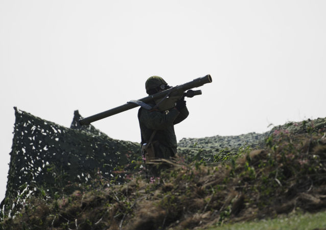 Vojenská cvičení v LLR