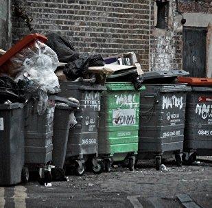 Koše na odpadky