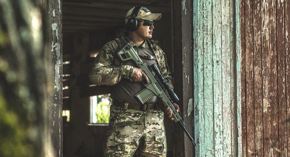 Dalekonosná odstřelovačská puška VSV-338 Kalašnikov