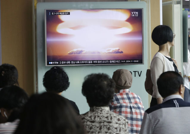 Reportáž o jaderných zkouškách v KLDR