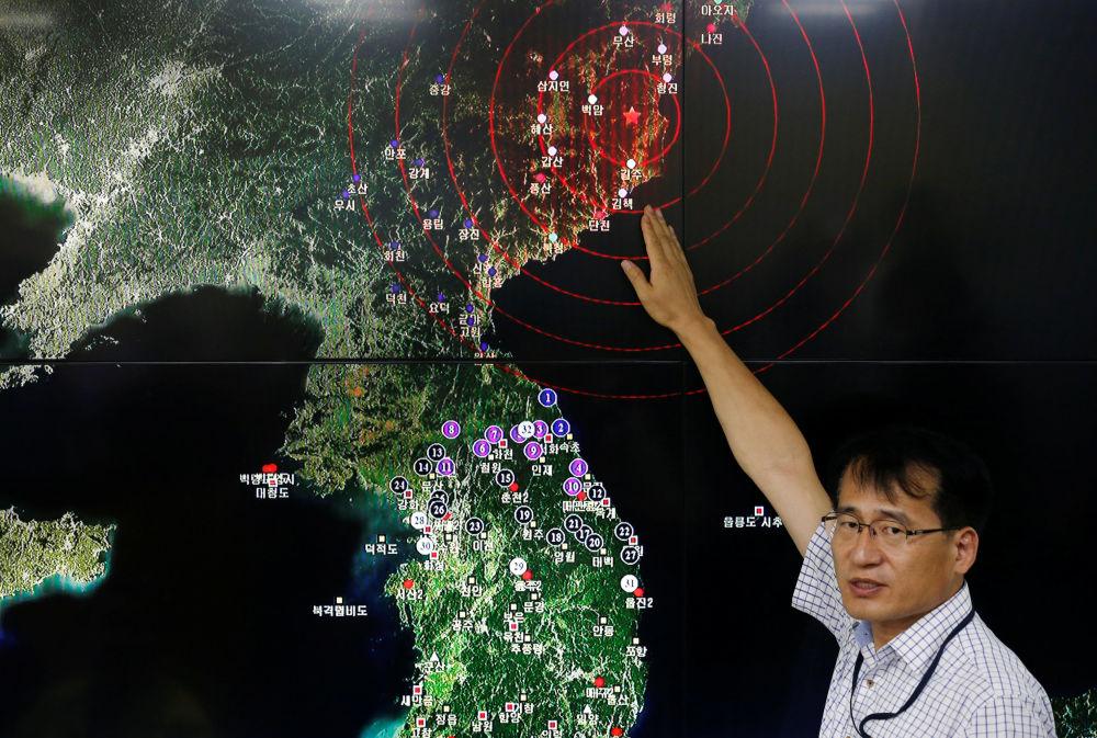 Podle odhadů Soulu mohla síla této pumy činit desítky kilotun
