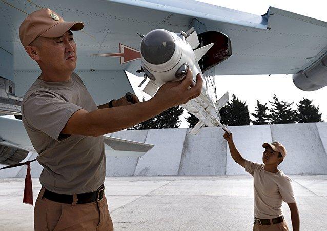 Letecká základna Hmeimim