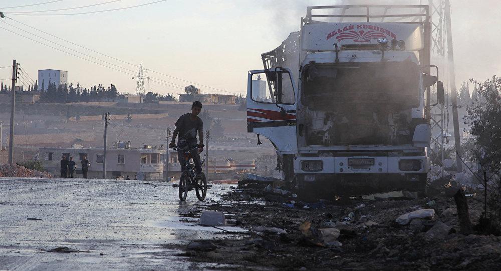 USA nezveřejní informaci o leteckém útoku na konvoj v Sýrii, jelikož se nehovoří novinářům