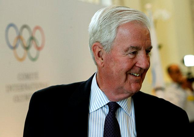 Šéf Světové antidopingové agentury (WADA) Craig Reedie