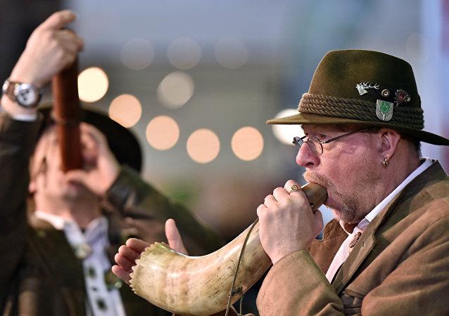 Mistrovství v jelením řevu v Dortmundu (archivní foto)