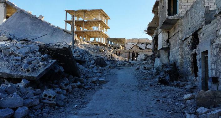 Handarát, Aleppo