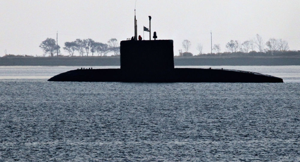 Diesel-elektrická ponorka Varšavjanka