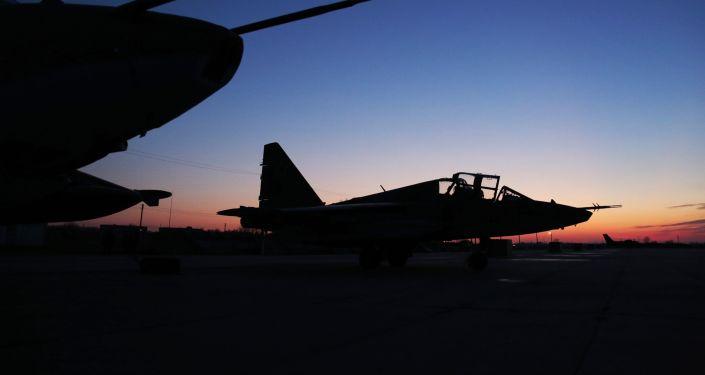 Ruské letectvo v Sýrii