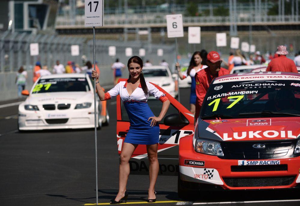 Dívky Formule 1