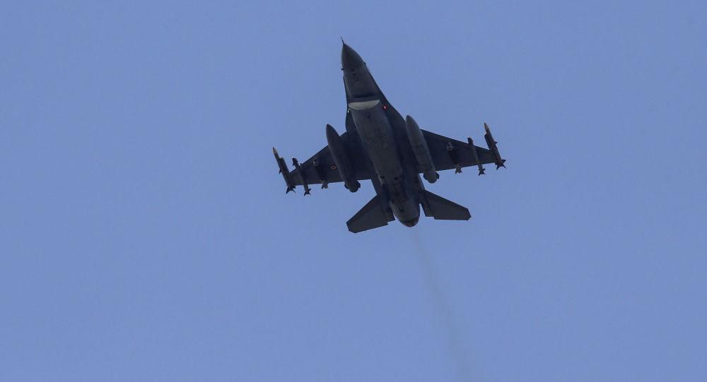 Turecké útočné letadlo