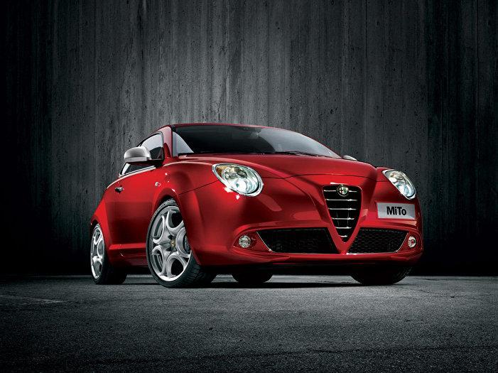 Auto Alfa Romeo MiTo