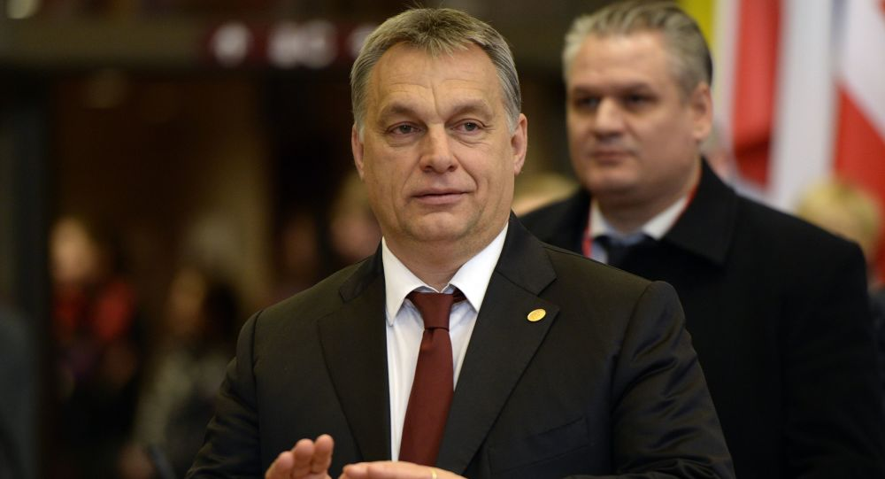 Maďarský premiér Viktor Orbán. Ilustrační foto
