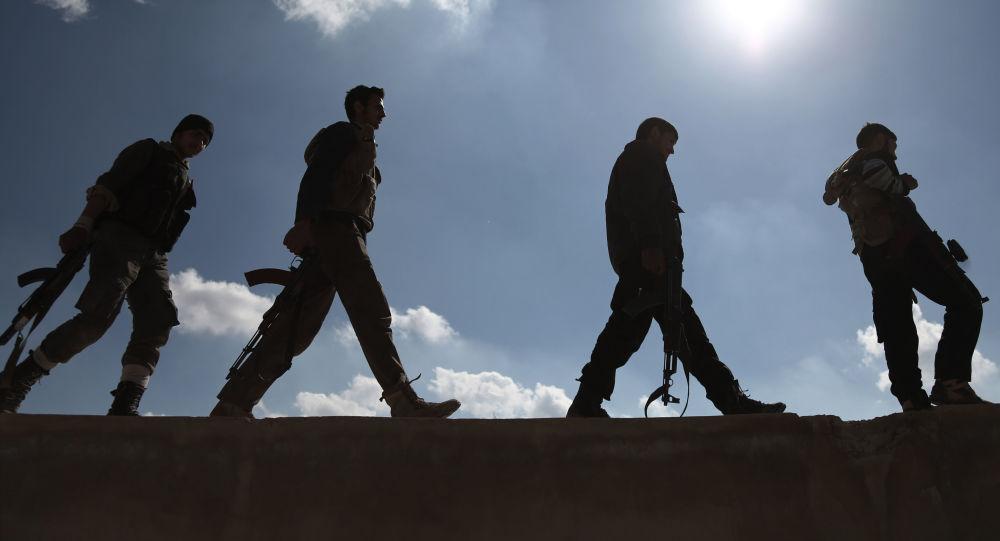 Syrská ozbrojená opozice