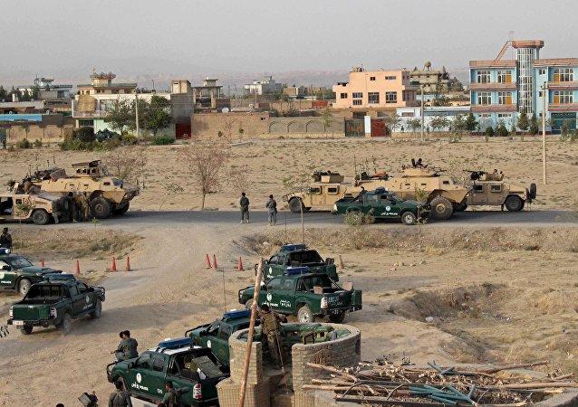 Válka v Afghánistánu. Archivní foto