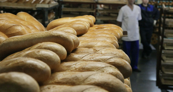 Výroba chleba