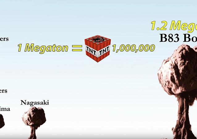 Největší jaderné exploze v historii na videu