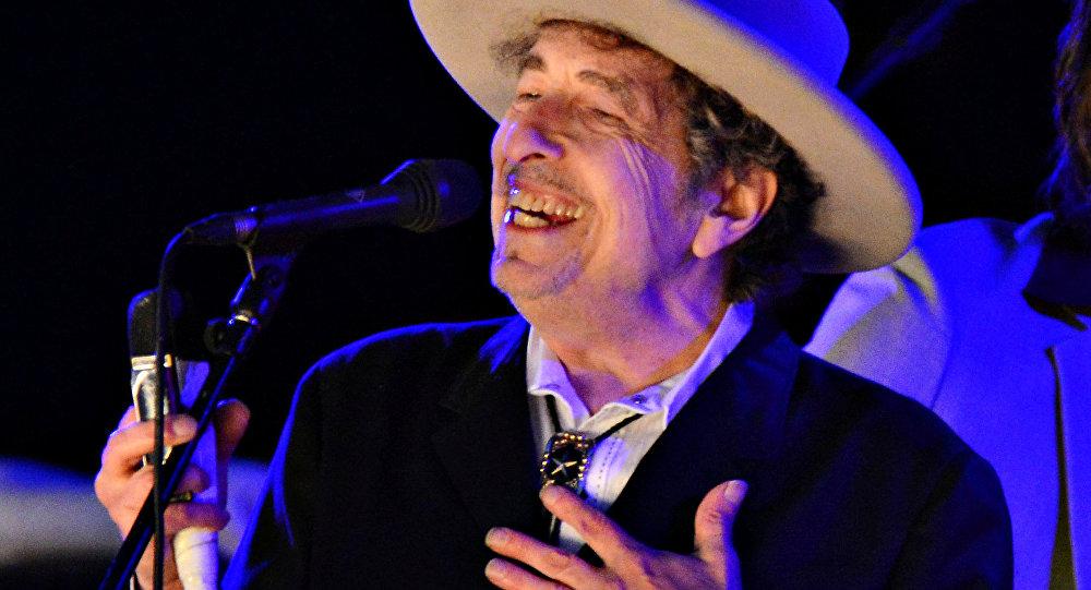 Bob Dylan (archivní snímek)