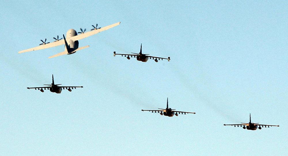 Irácká letadla