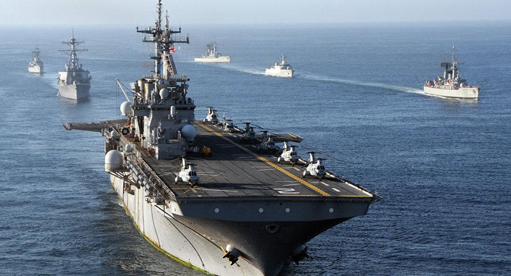 Námořnictvo Spojených států amerických