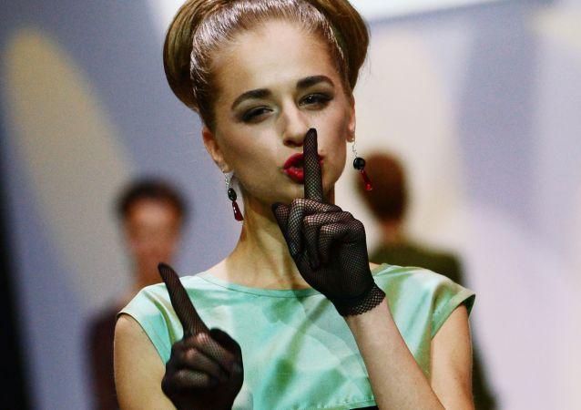 Týden módy v Moskvě