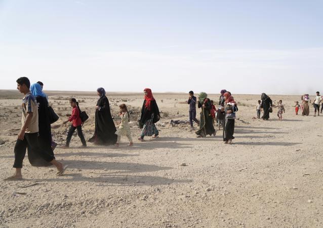 Iráčtí běženci