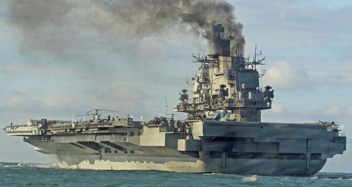 Letadlový křižník Admirál Kuzněcov
