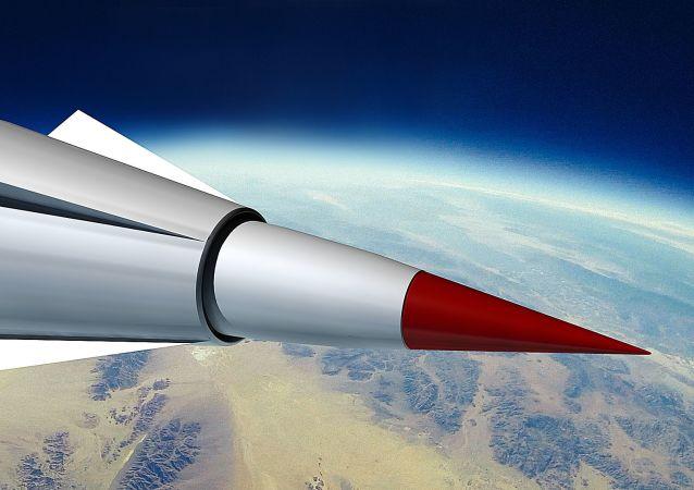 Čínský hypersonický létající aparát DF-ZF