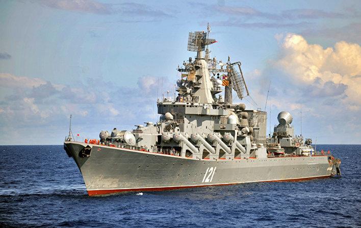 Křižník Moskva